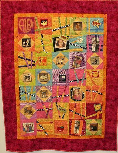 Alex's Quilt by Rita Buckley Robinson