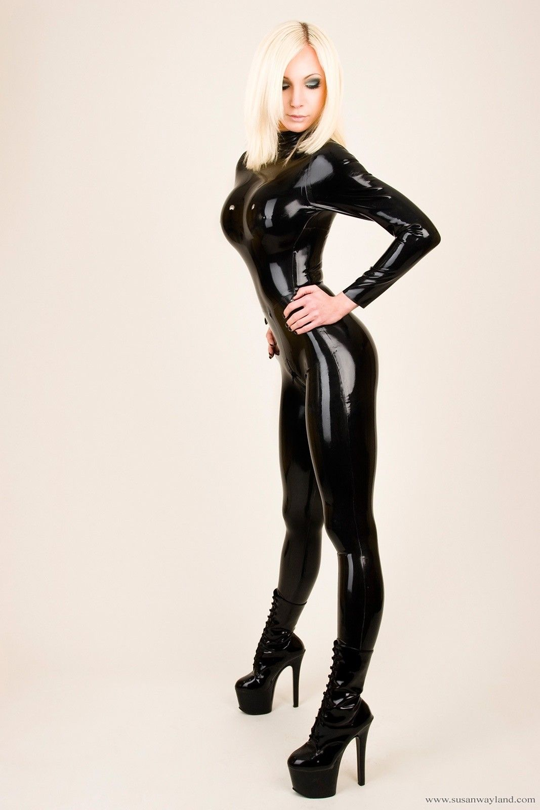 how to buy rubber catsuit