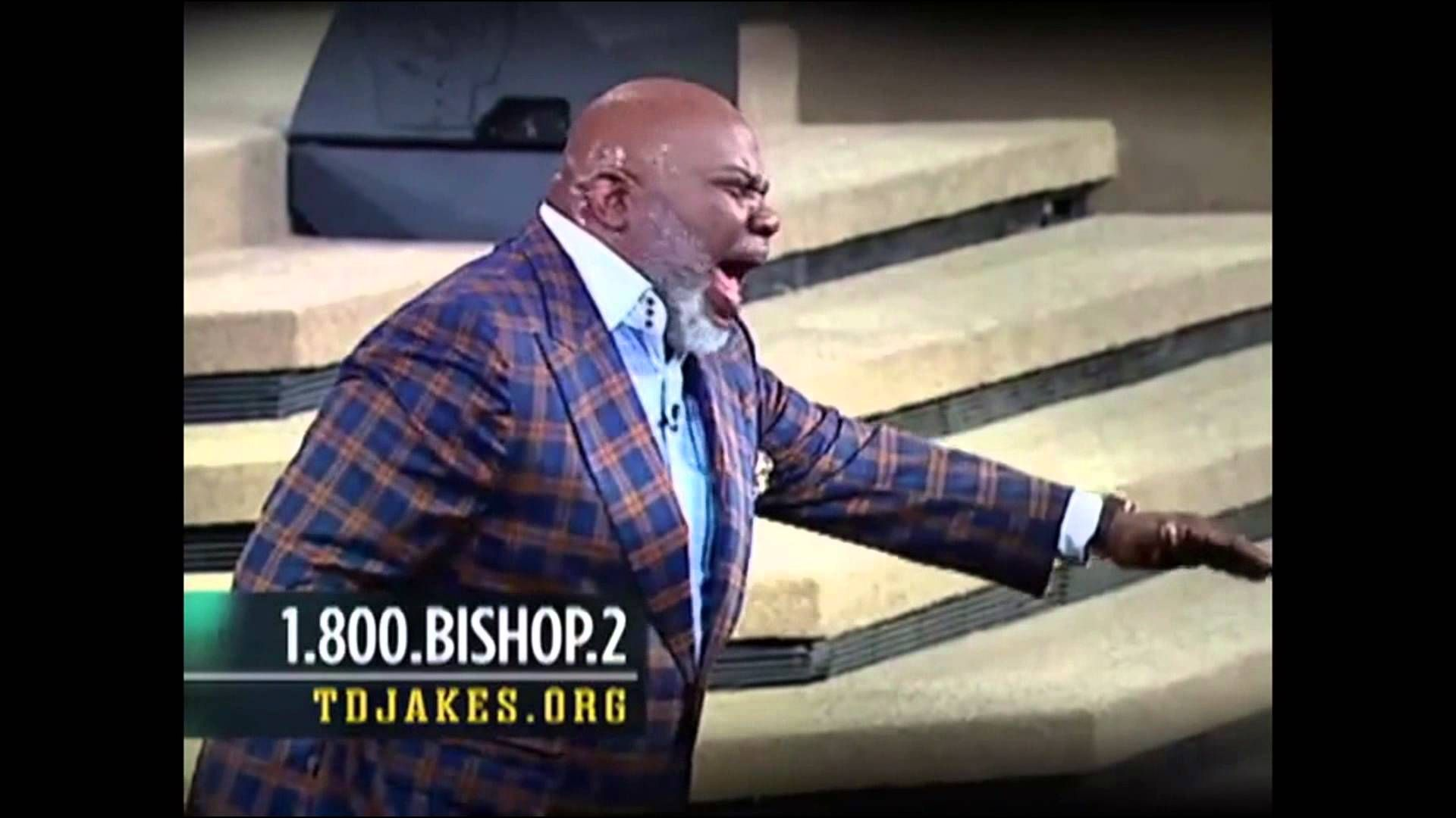 Pin on td jakes 2016