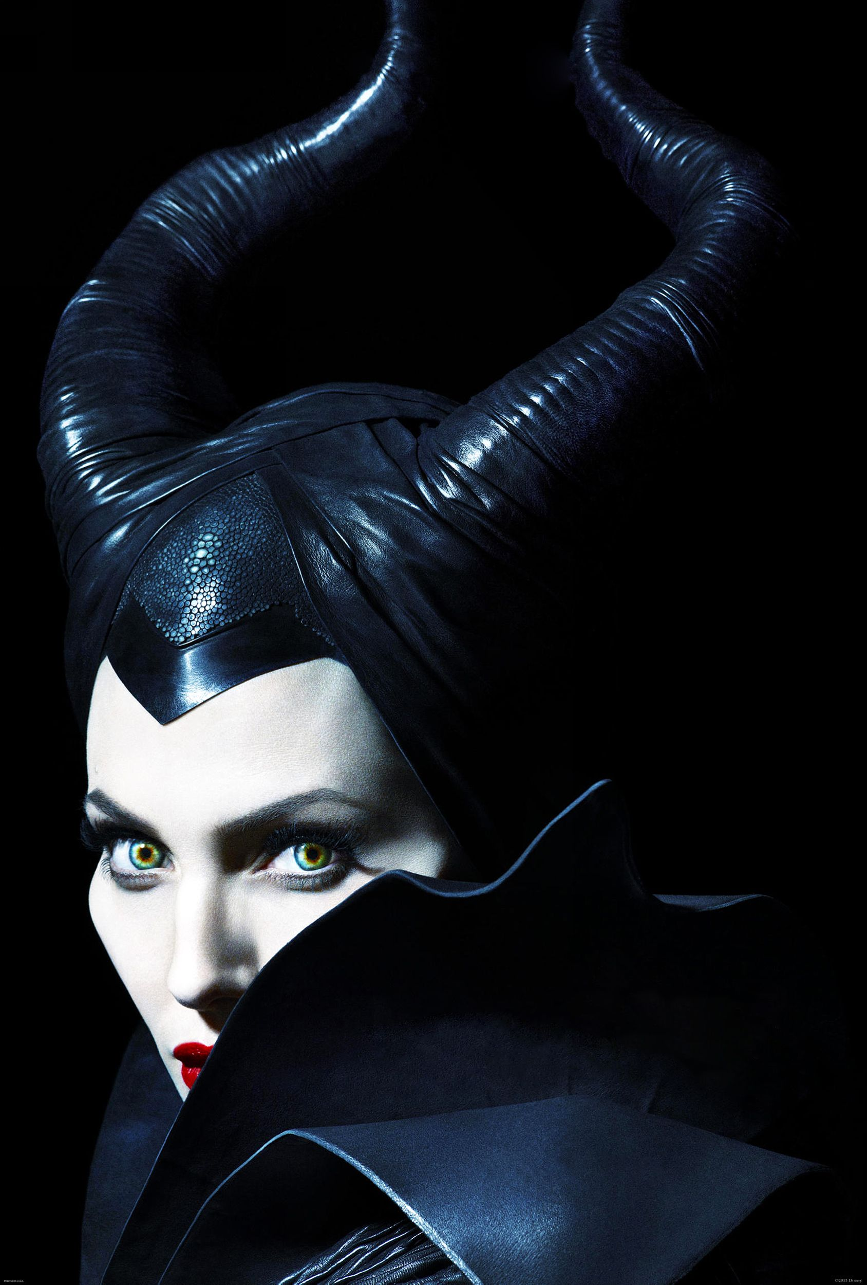 Poster 1 Textless Frases 3 Malefica Pelicula