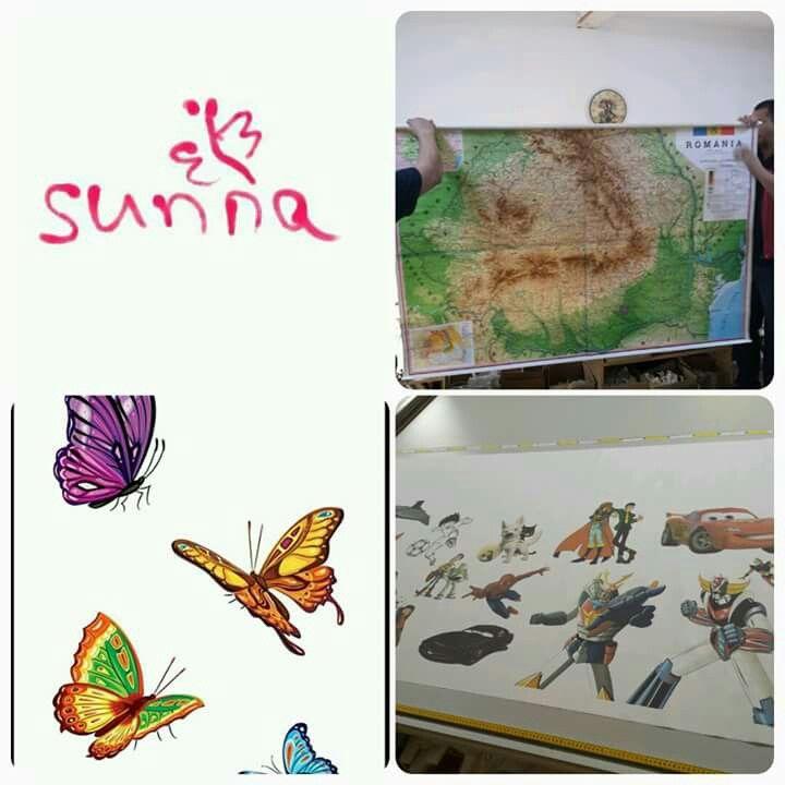 Rolete textile imprimate www.sunna.ro