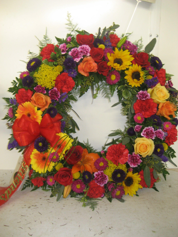 Sympathy Flowers   Floral Designs   Pinterest   Sympathy flowers ...