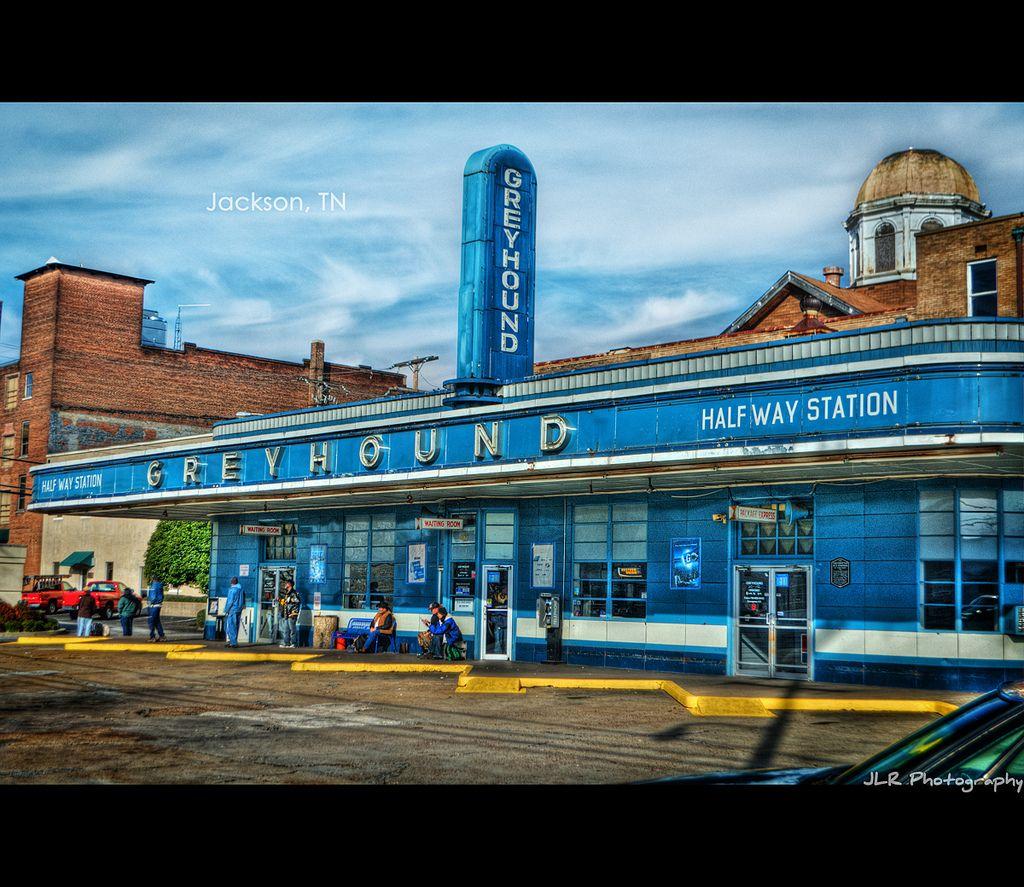 Greyhound Bus Station Jackson Tn Greyhound Bus Bus Station Greyhound