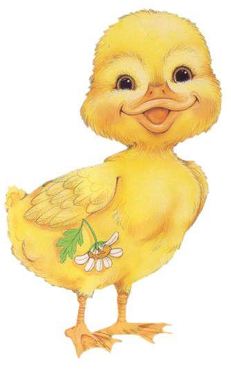 Прикольный рисунок цыпленка