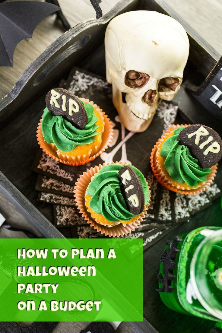 How to Plan a Halloween Party on a Budget | Parties, Halloween and ...