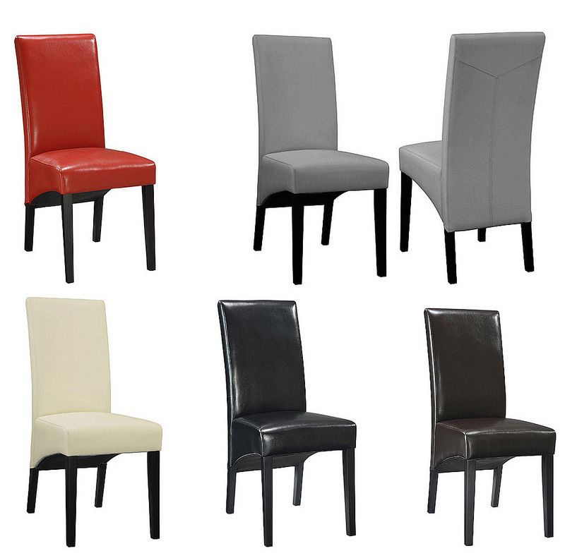 Redoutable Chaise Salle A Manger Simili Cuir Dining Chairs Home Decor Home