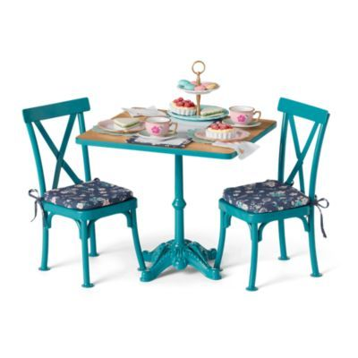 Teatime Table & Chairs Set