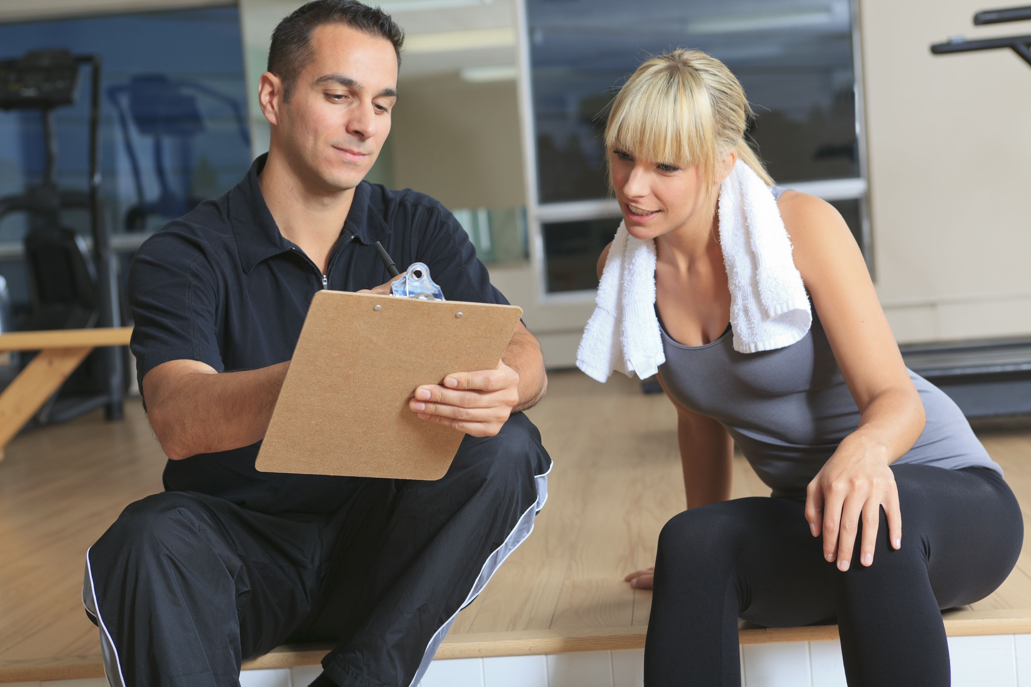 How to make a career in health fitness management