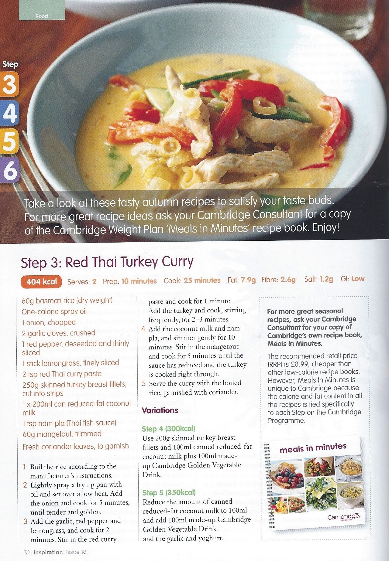 Red thai turkey curry step 3 anything and everything pinterest red thai turkey curry step 3 forumfinder Choice Image