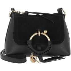 See By Chloé Joan Mini Crossbody Bag Black in schwarz Umhängetasche für Damen Chloé