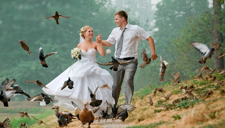 The secret of a happy marriage remains a secret. Pic Credit : Aleksey Getmanenko   TimeFormat   Moscow, Russia