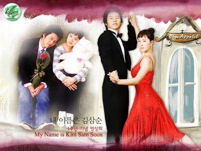 My name is Kim Sam Soon (2005) - ...Resumiendo...