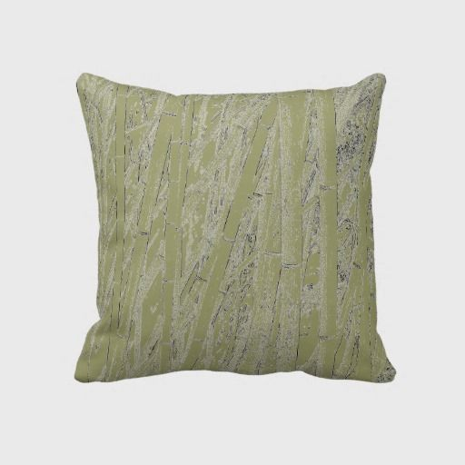 Zen Throw Pillows :  ZEN BAMBOO THROW PILLOW, by The Flying Pig Gallery on Zazzle (lizadeyphoto) - This simple ...