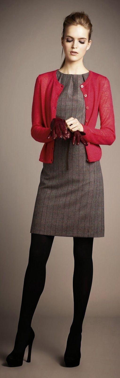 career clothes with girly touches - Google Search