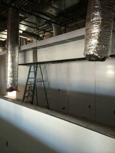 Commercial Exhaust Vent Hood System In Dallas Tx Fire