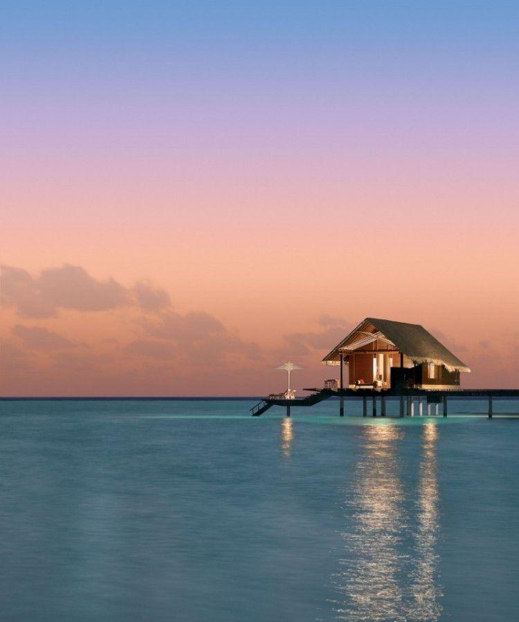 Reethi Rah Luxury Resort in Maldives