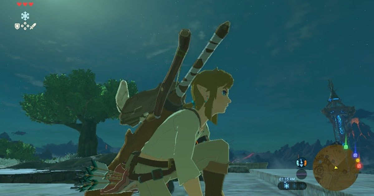 Pin On Breath Of The Wild