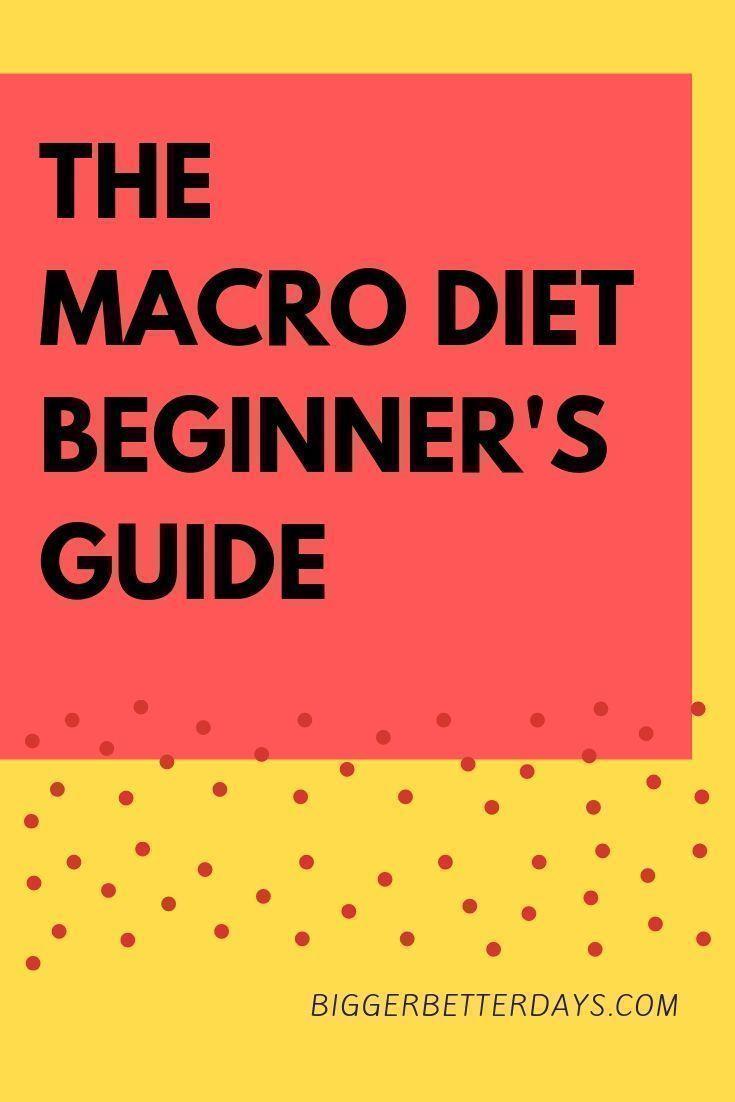 Photo of Alles, was Sie wissen müssen, um Gewicht zu verlieren und es mit der Makrodiät fernzuhalten …