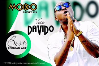 Everybody Get in Here Davido (@iam_davido) Wants You To Do Something For Him (You wouldn't Say No)!   Yepaa! Your Baddest king #Obo Davido has been nominated for for the Best African Act For The #MoboAwards and he wants you to vote for him. Let's vote for Obo! Vote for your Boy! Steps to Vote: 1: click on the link 2: Search For Davido 3: Click on the Blue Vote Button. 4: Choose Account: Facebook/twitter 5: View Nominees on African Act and Select Davido. 6: Vote For Davido. Below are some…
