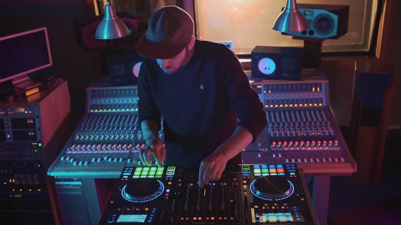Denon DJ MCX8000 LigOne Routine with Serato Pitch Play | DJ