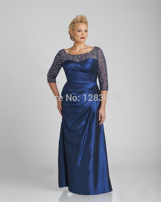 ba4c600841fab vestidos de mae de noiva plus size - Pesquisa Google   festa de ...