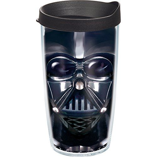 230ae5c9a9c Tervis Star Wars Darth Vader Tumbler with Black Lid 16Ounce -- You can find  more details by visiting the image link.