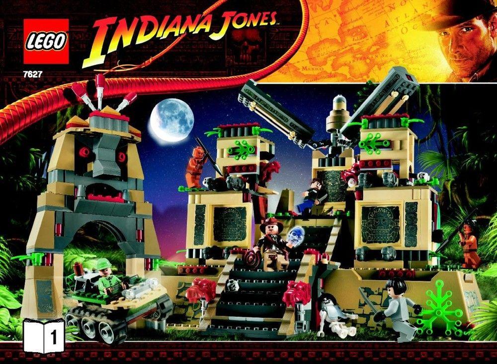 Indiana Jones Henrys Pins Pinterest Lego Instructions And Lego