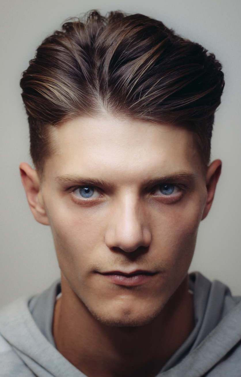 Handsome And Cool The Latest Men S Hairstyles For 2019 Mens Hairstyles Pompadour Haircuts For Men Fade Haircut