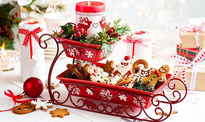 новогодняя посуда купить