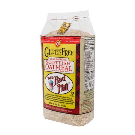Gluten Free Scottish Oatmeal