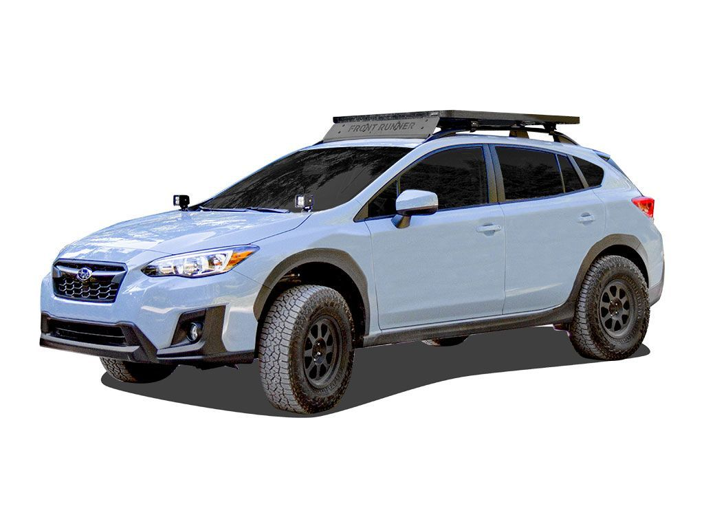 Subaru XV (2017Current) Slimline II Roof Rail Rack Kit