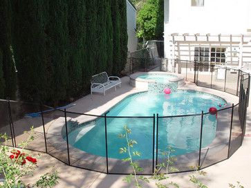Removable Fence Pool Fencing Ideas Pool Fence Fence Swimming Pools