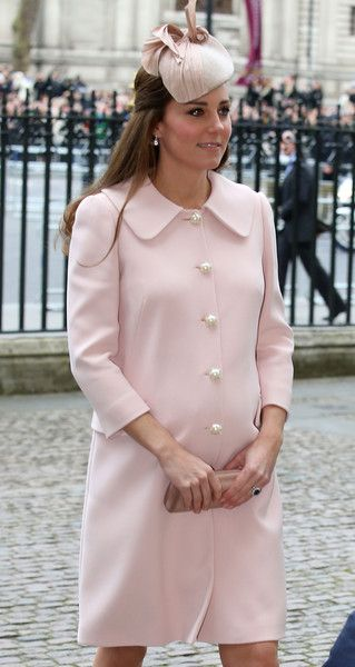Kate Middleton Photos: Commonwealth Service At Westminster Abbey