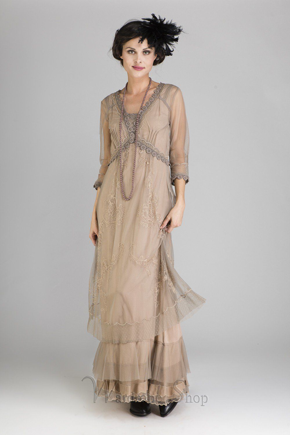 Edwardian style dresses day dresses tea gowns edwardian dress