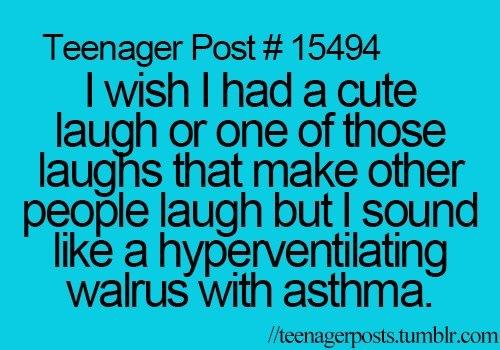 Me.. teenager post