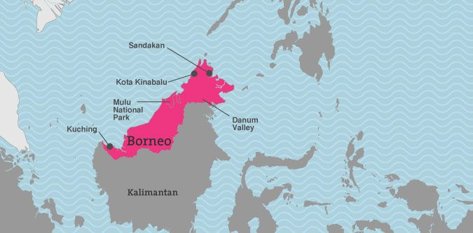 Borneo Weather March Sabah Temperature Climate Best Time To Visit