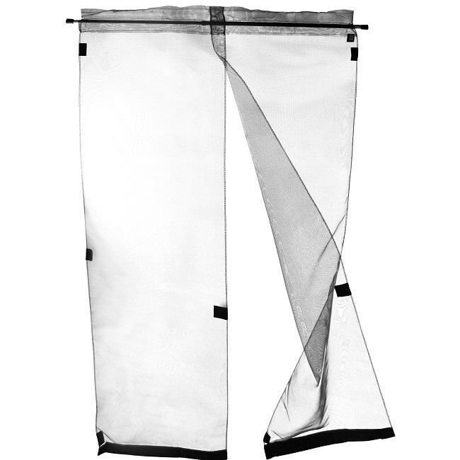 Need a temporary screen door with easy installation the for Screen door frame