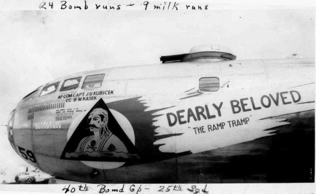 B-29 Superfortress - \