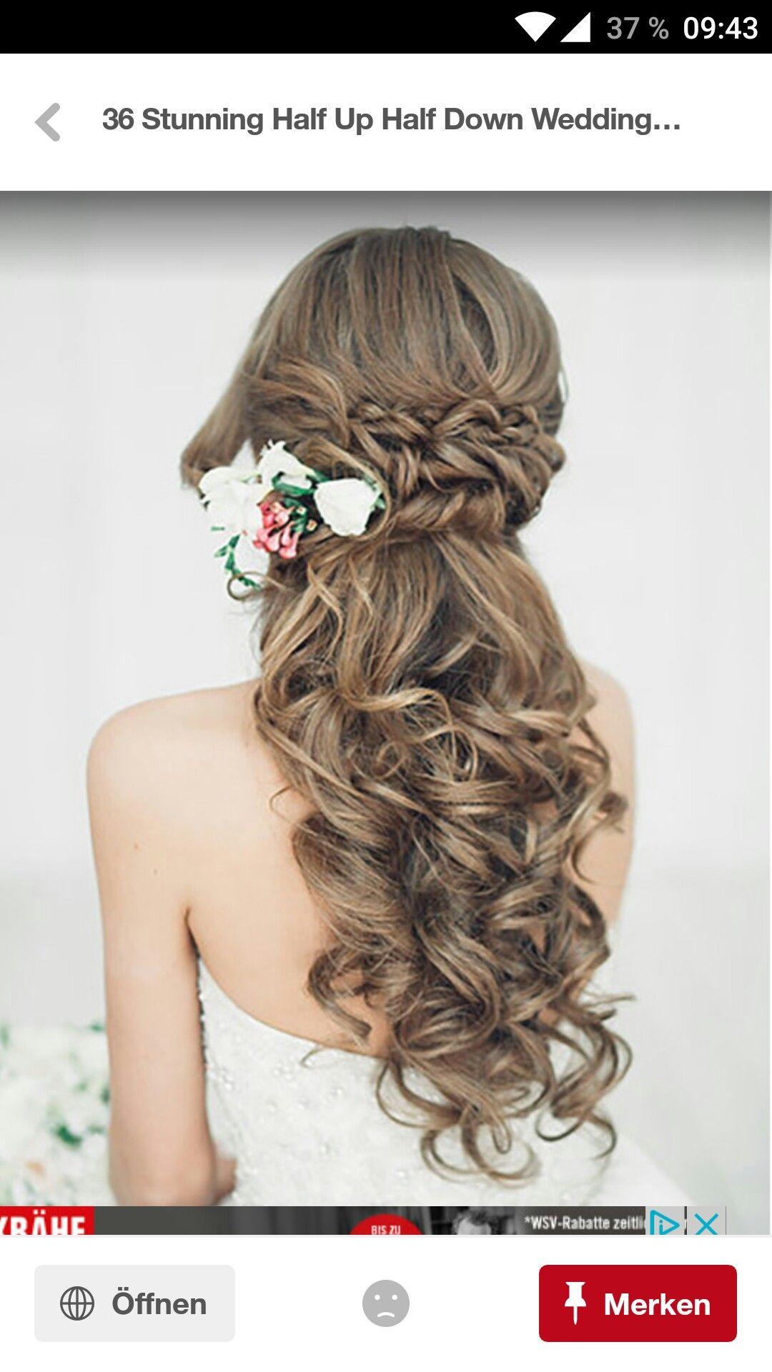 Pin by princess cuddle on wedding goals pinterest bridal hairdo