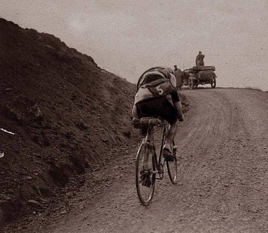 Tour De France 1921 Col Du Galibier Tour De France