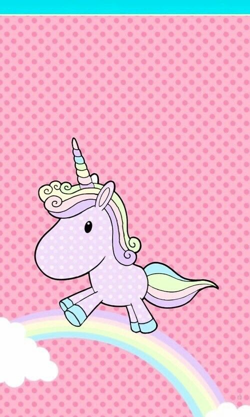Immagine Di Cute Wallpaper And Pastel With Images Unicorn