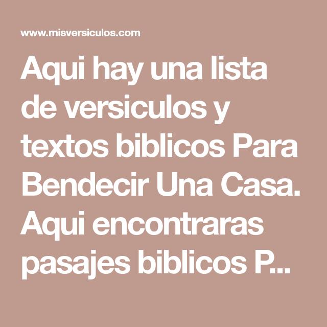 Versiculos De La Biblia De Animo: Aqui Hay Una Lista De Versiculos Y Textos Biblicos Para