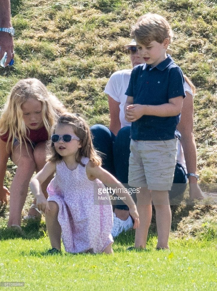 Prince George of Cambridge and Princess Charlotte of ...