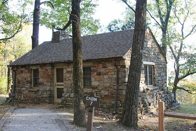 Monte Sano State Park, Alabama, Rental Cabins