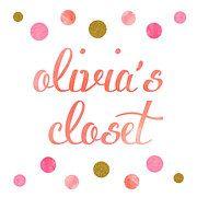 Olivia's Closet by OliviaGracesCloset on Etsy
