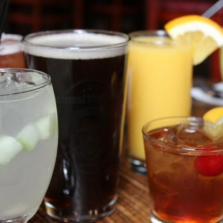 in need of a great happy hour spot look no further join us starting at 5 pm for 5 specialty cocktail on tap 5 food items and 1 2 priced select