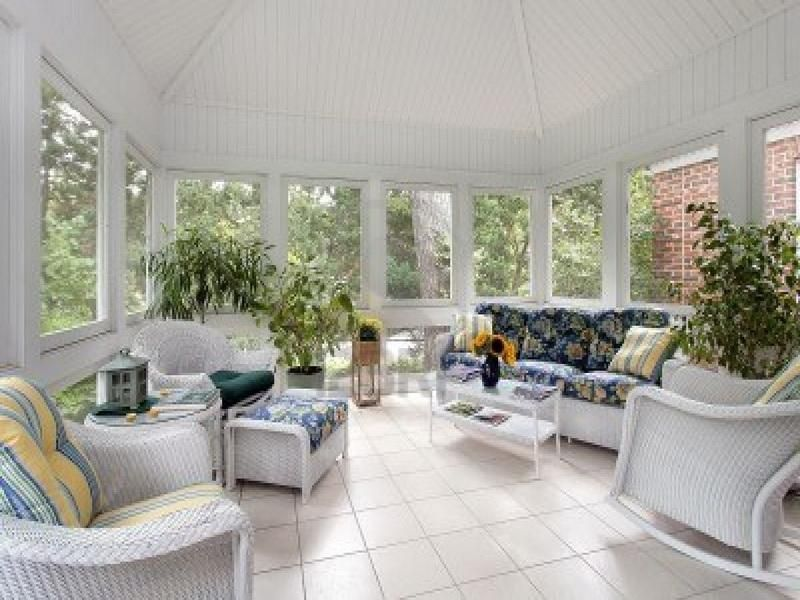 Fresh Enclosed Sunroom Ideas