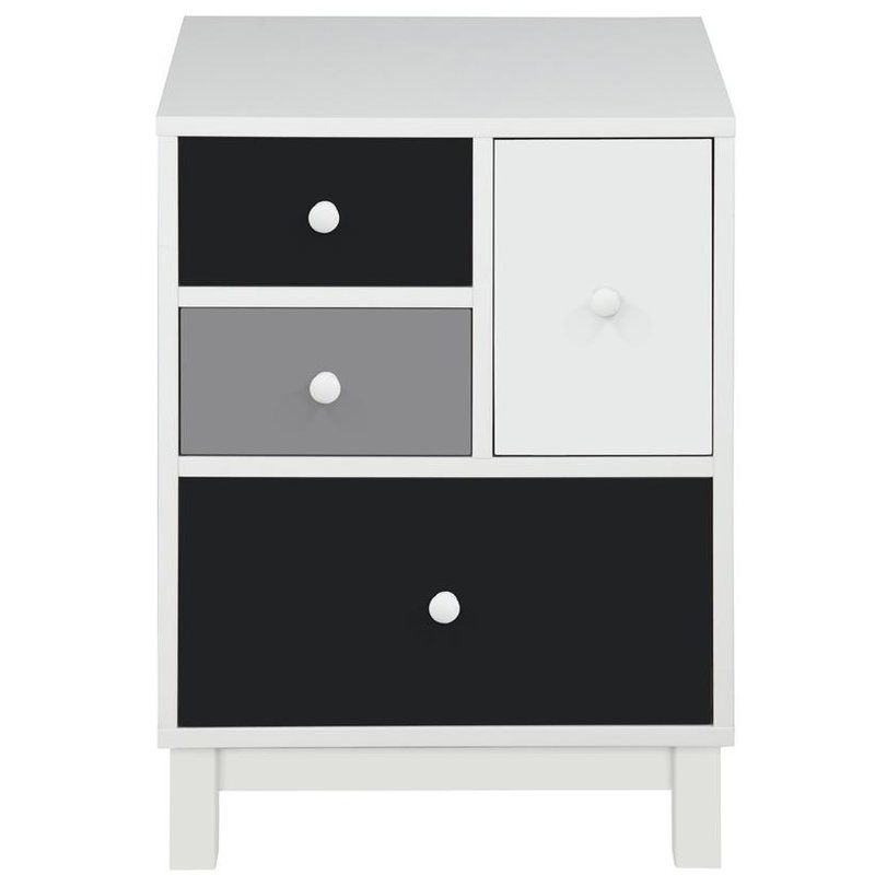 You Ll Love The Mandel 4 Drawer Bedside Table At Wayfair Co Uk