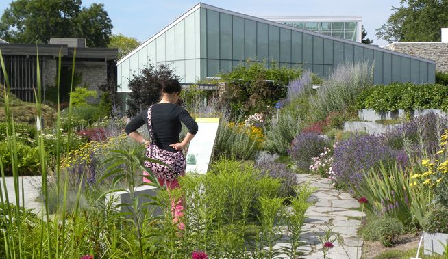 Toronto Botanical Garden Botanical Gardens Garden Tours Botanical