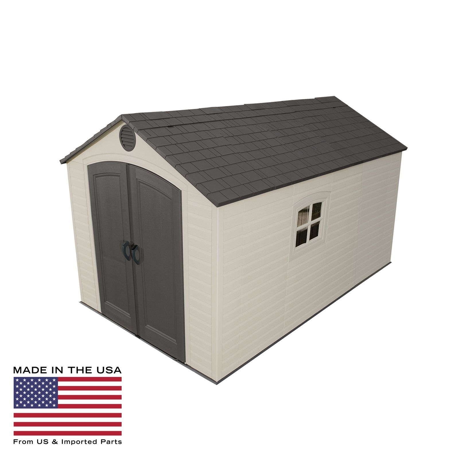 lifetime 8 x 12 5 ft outdoor storage shed 6402 products
